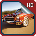 Classic American Cars Theme icon