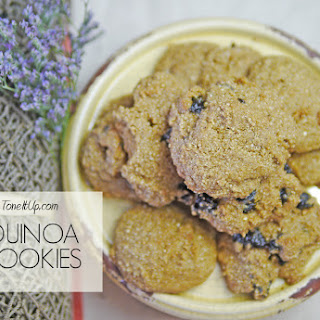 BEST Quinoa Cookie Recipe! A Crowd Favorite!