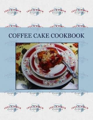 COFFEE CAKE COOKBOOK