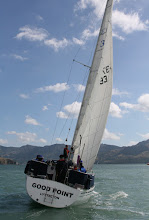 Photo: This was taken on the 2008 charity race with Smith City. The club and yacht owners raised over $30,000 on this event