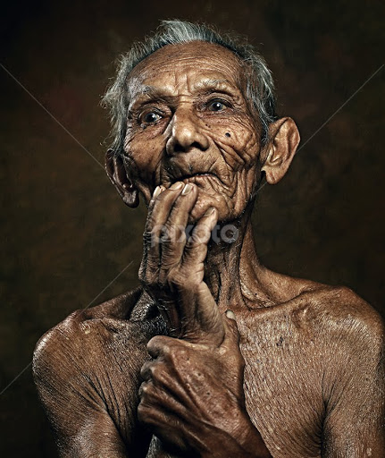 elderly man portrait - photo #35