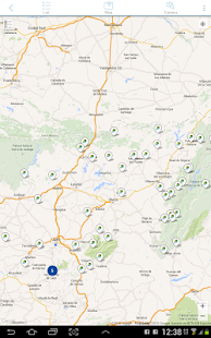 Natural Areas of Jaén- screenshot thumbnail