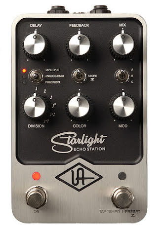 Universal Audio Starlight Echo Station Delay Pedal