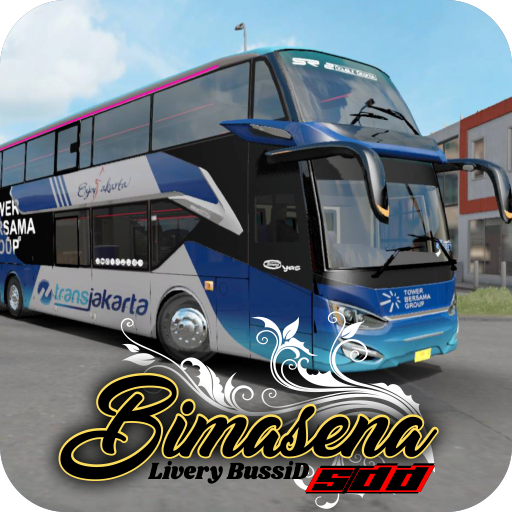 Livery Bussid Bimasena SDD - Apps on Google Play