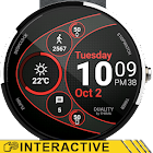 Duality Watch Face & Clock Widget icon