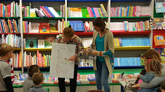 Actividades infantiles en Librerías Picasso, Almería.