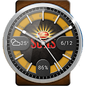 Gold Coast SUNS Watch Faces