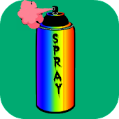 Spray rainbow