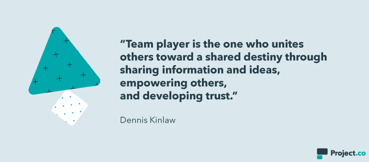Dennis Kinlaw quote