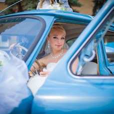 Wedding photographer Alena Druzhinina (mazuza). Photo of 26.12.2013