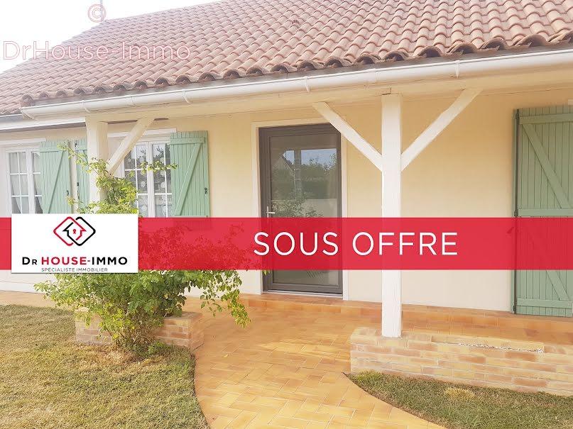 Vente maison 5 pièces 110 m² à Champigny-le-Sec (86170), 182 500 €