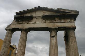 Photo: Ateny - Rzymskie forum w Atenach