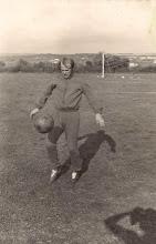 Photo: 1971 Rovis Mario na treningu u Štinjanu
