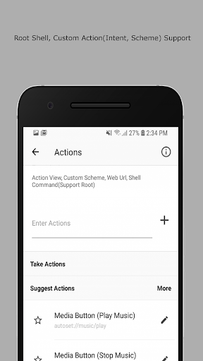 OTOSet - Android Automation Device Settings  screenshots 4