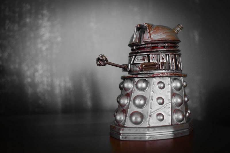 Who want Dalek? di andrea_bagnolini