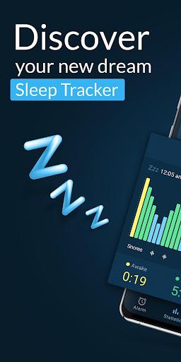 Sleepzy: Alarm Clock & Sleep Cycle Tracker 2.5 screenshots 1