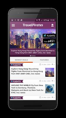 TravelPirates - screenshot