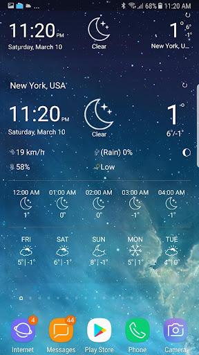 حالة الطقس screenshot 8