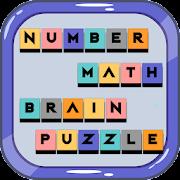 Number Math Brain Puzzle