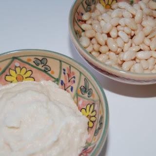 White Bean Puree.