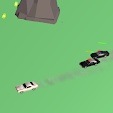 Car Escape 3D - Fun running car racing game icon