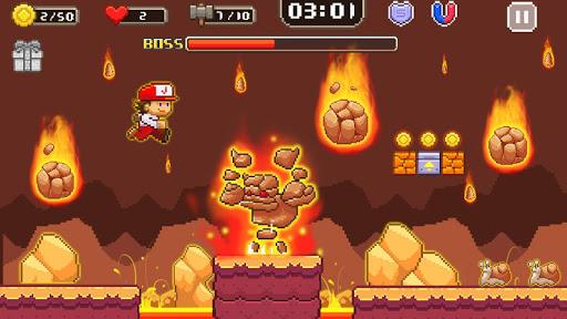 Super Jim Jump - pixel 3d 3.5.5002 Screenshots 7