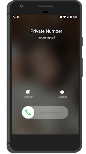Fake Call 6.8.2 screenshots 2