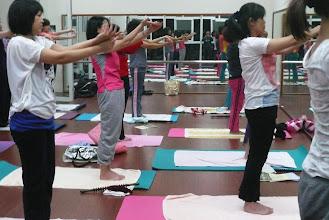 Photo: 20111007身心靈健康瑜伽
