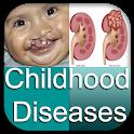 Pediatric Disease and Treatment icon
