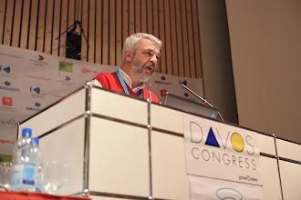 "Photo: Gianni Catalfamo presenting - ""Latest Trends for Comms Consultancies"" Panel - 2012"