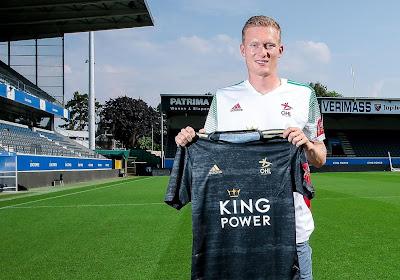 """Thibault Vlietinck justifie son départ du Club de Bruges : """"Relancer ma carrière"""""""