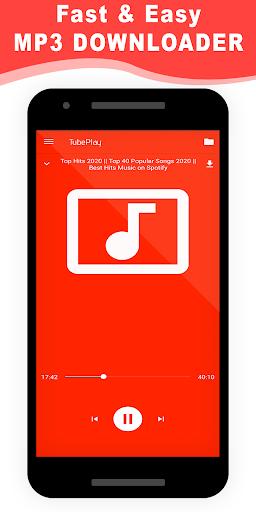 Tube Music Downloader screenshot 2