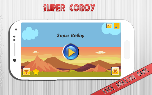 Super Cowboy:Run and Adventure