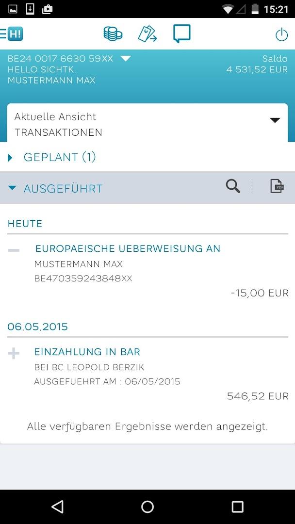 Hello bank! - Google Play Store revenue & download estimates - Austria