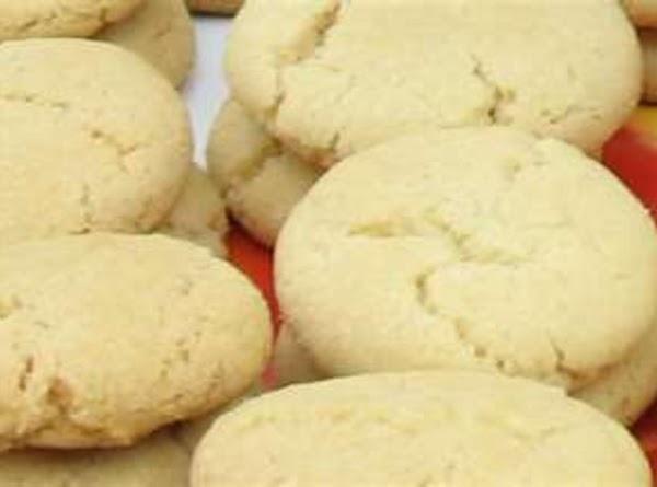 Mrs. Lucille Sugar Cookies Recipe