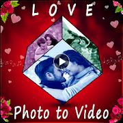 Photo Video Editor – Love Slideshow with Music
