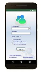 MSN Messenger 7.5 - náhled