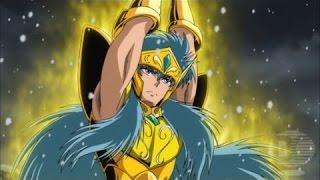 第3話 激突!黄金聖闘士VS黄金聖闘士