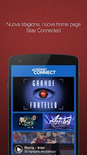 Mediaset Connect - screenshot thumbnail