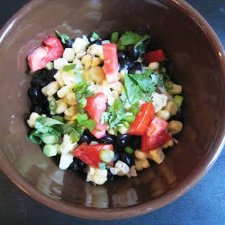 Mexican-Style Rice Bowl.