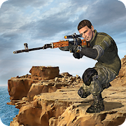 Mountain Sniper FPS Mission: Shooting Games 2018