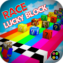 Lucky Block Race Mods Maps for MCPE icon