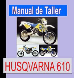 husqvarna manual-taller-servicio-despiece