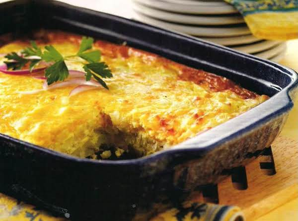 Hearty Egg Casserole Recipe