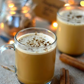 Gingerbread Spiced Butter Coffee