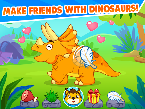 Dinosaur games for kids and toddlers 2 4 years old 1.5.2 screenshots 14