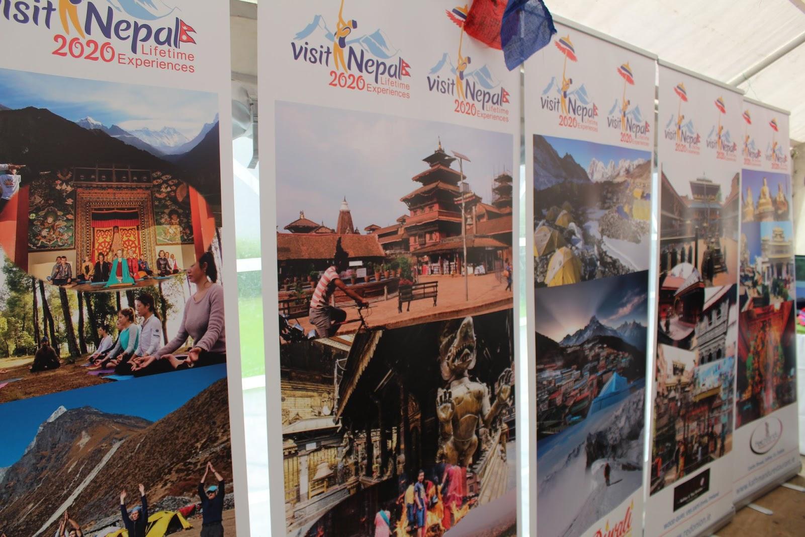Nepal Ireland Day 2019
