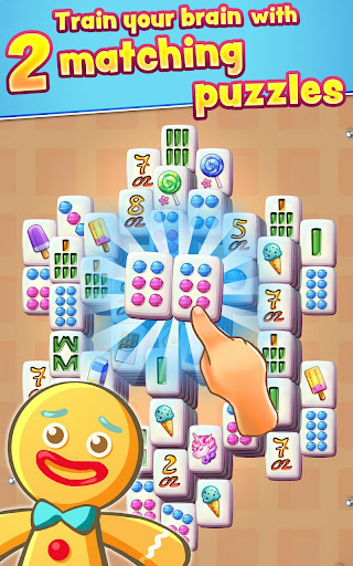 Mahjong POP puzzle: New tile matching puzzle android2mod screenshots 20