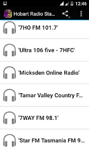 Hobart Radio Stations screenshot 1