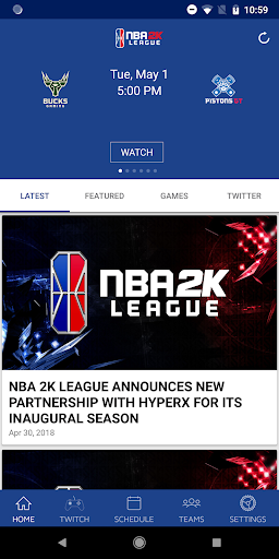 NBA 2K League 1.0.1 screenshots 1